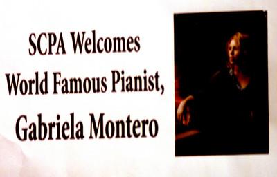 Gabriela Montero SCPA 10'