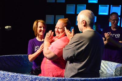 Baptisms Jan 2018