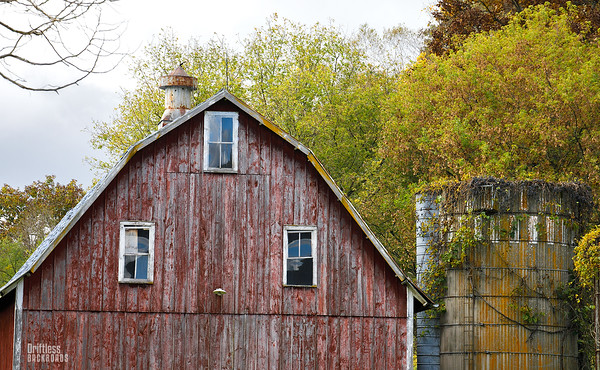 Richland County Barns