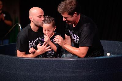 2016-08-28 - Baptism 9am service