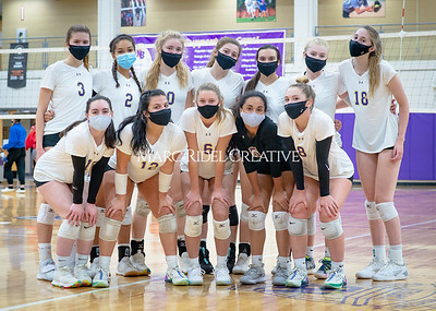 Broughton Volleyball 2020