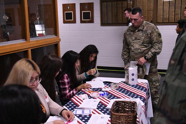 DHS Veterans Day Program 2018