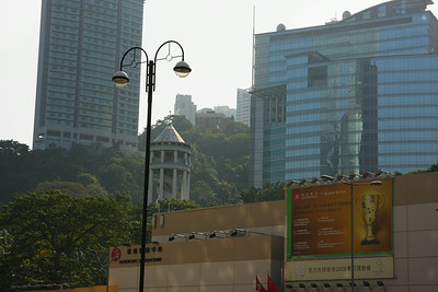 Hong Kong, Around