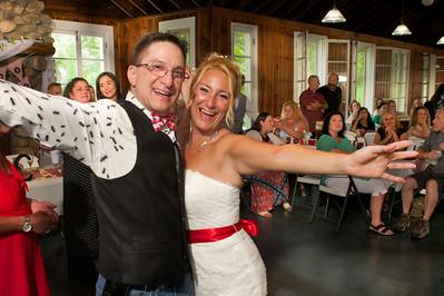 DAWNMARIE&CHRIS WEDDING