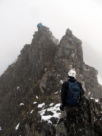Mt Tarapuhi, 29 June 2013