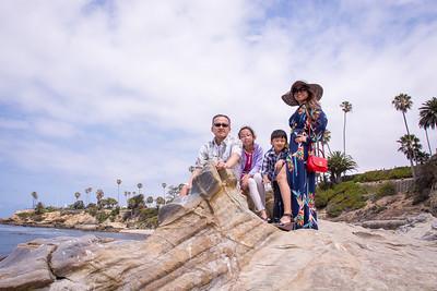 Laguna Beach Vacation:  May 29-30, 2016