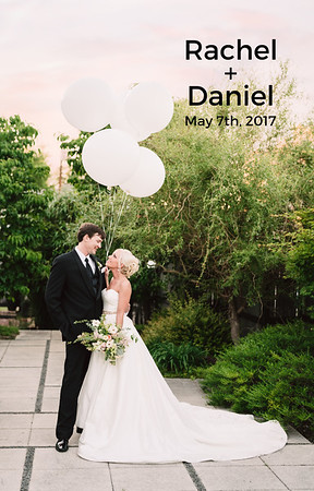 Rachel + Daniel Wedding Album