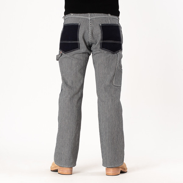 17oz Hickory Stripe Painter's Pants - Indigo-White--4.jpg
