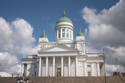 Helsinki, Finland - May 13th