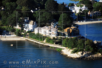 Rowayton, CT 06853 - AERIAL Photos & Views
