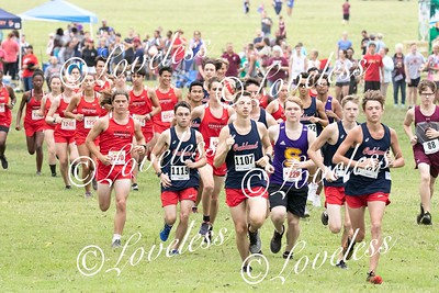 Cross Country Meet @ The Grove  9/7/19