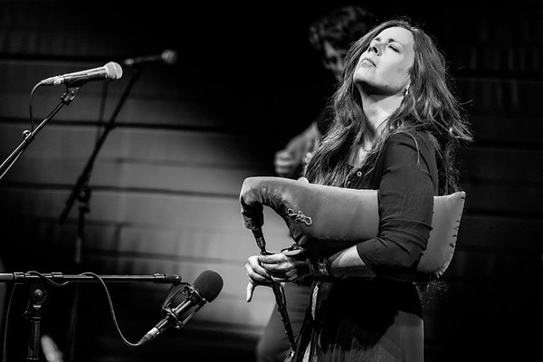 Kathryn Tickell & The Darkening @ Sage Gateshead. 01.07.18