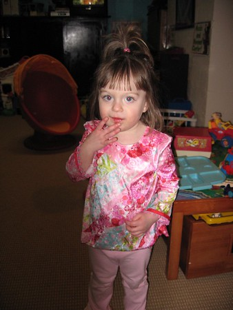 Savannah 2 years