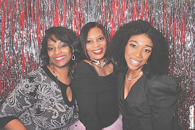 12-20-19 Atlanta 103 West Photo Booth - Piedmont ENT Hoilday Luncheon - Robot Booth