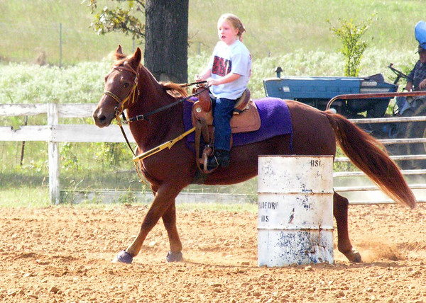 Barrel Racing in Bradford, TN