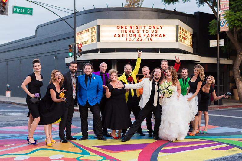 Farran and Ashton Wedding