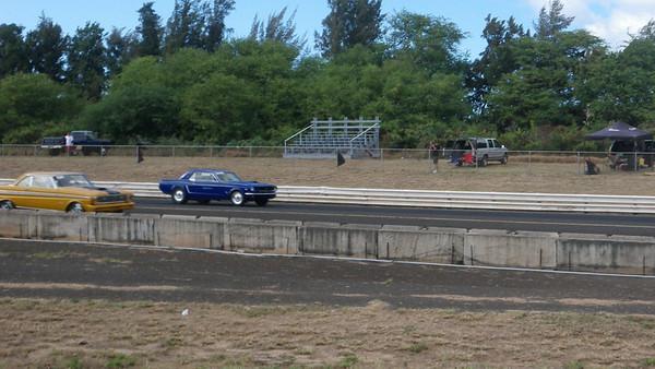 2011 MANA Drag Racing 4 Sept