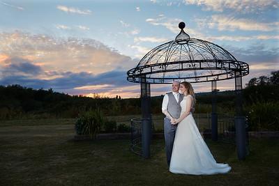 Emma & Chris - Beckford Inn