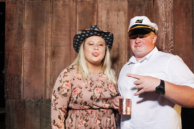 Morgan and Cody's Wedding Photobooth