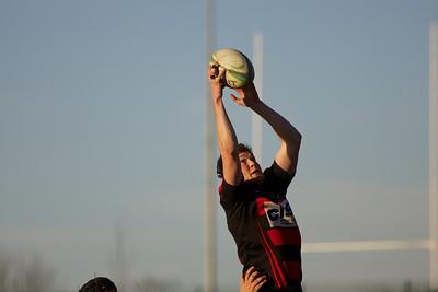 Cheltenham Rugby V Windsor 8th Dec 2012