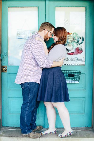 Kayla + Doug Engagement 3.26.17