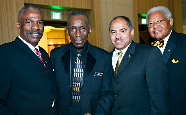 17th Annual Orange County Black Chamber Awards Banquet - California Soul