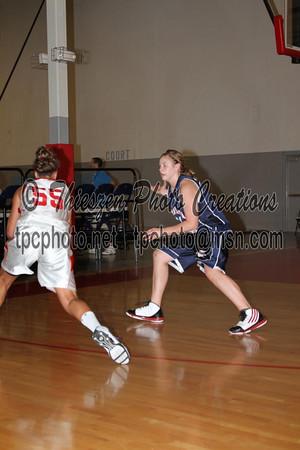 USA OH Lady Hoopsters VS Minn Stars White