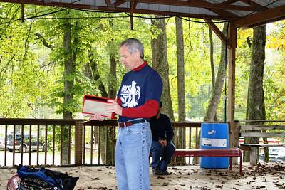 October Camping 2009