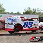 Fonda Speedway-Jann McGaffin-6/5/21
