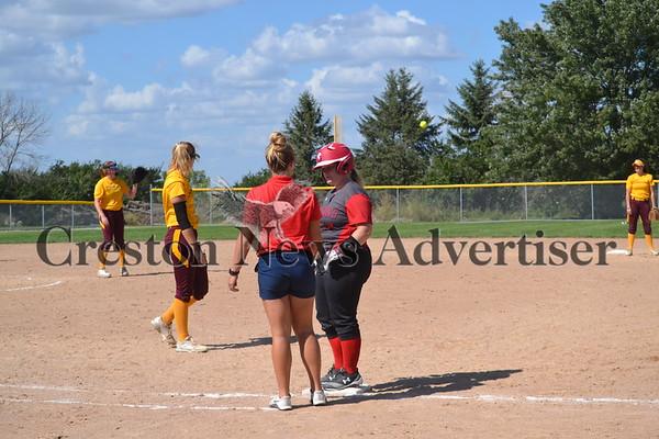 9-19 SWCC softball