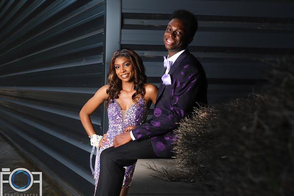 Zyniah & Elijah's Prom 2021