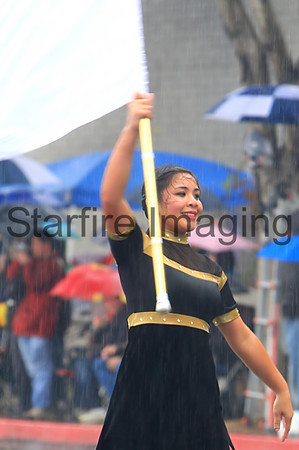 Westview HS @ AFOB2010 Band Review