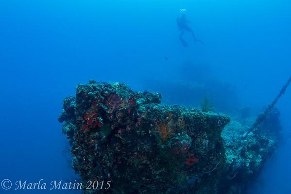 Palau Wrecks