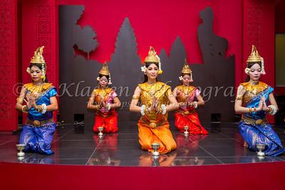 Siem Reap, Cultural Show