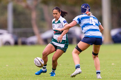 ATA Womens Rugby Wanneroo vs Cottesloe 22.05.2021