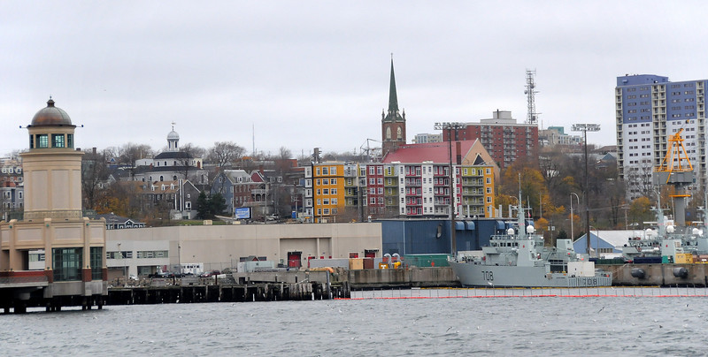Around the Halifax and Dartmouth Harbour