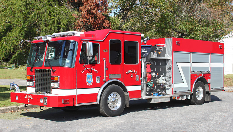 Engine 4.  2011 KME Predator.  1250 / 980