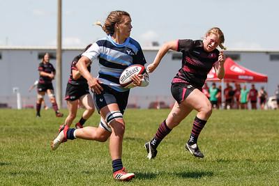 Sr Women Wolfpack vs Ontario (Jul 19)