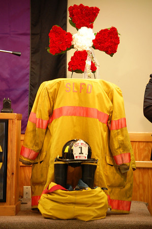 William Schmidt Funeral, Ringwood FD,