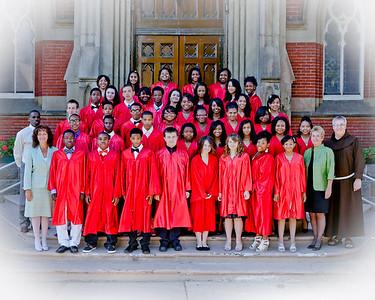St. Stans Graduation 2011
