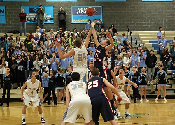 Lakeridge vs. Lake Oswego 02-01-2011