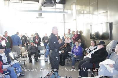 Coffee with the Chief 1-11-14 (Tortosa issues)