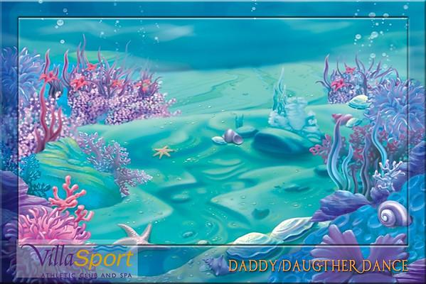 Villa Sport Daddy Daughter Dance
