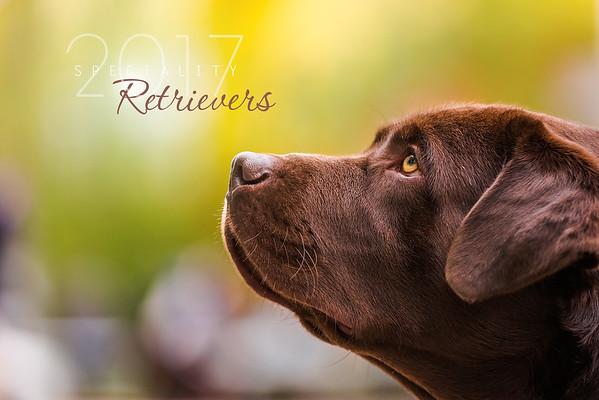 Labrador and Golden Retriever Specialty, 21.05.2017