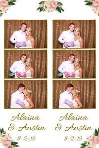 Alaina & Austin's Wedding