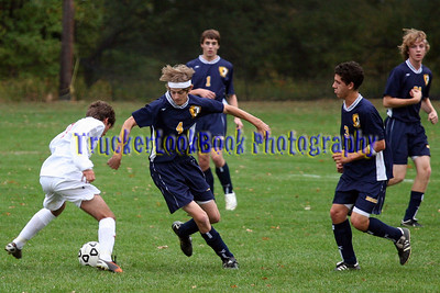 2007 Boys Soccer / Port Clinton - Sectional