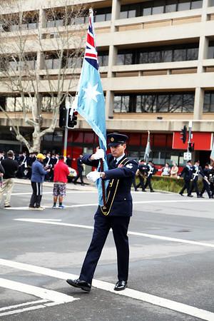 RAAF 2015 Freedom of the City of Wagga Wagga Parade.