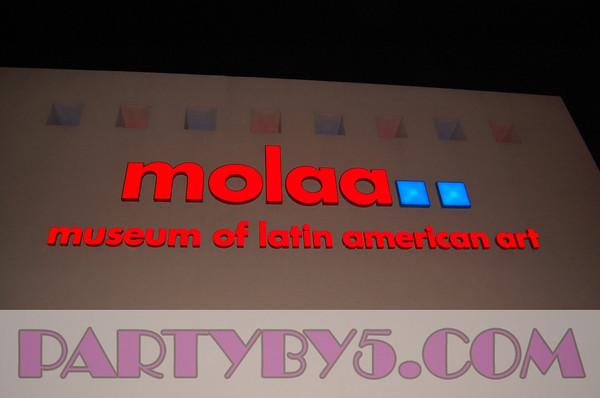 MOLAA Latin Salsa