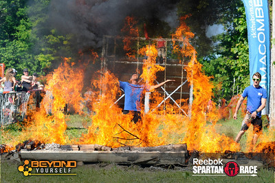 Toronto Spartan Sprint 7th June