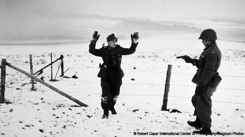 Photo - Robert Capa